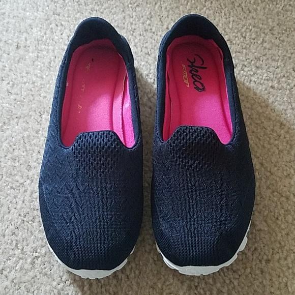 skechers memory foam shoes ladies
